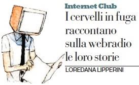 Articolo La Repubblica 24/03/2013