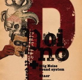 Recensione: Poino, Stig Noise Sound System, Staer, Black