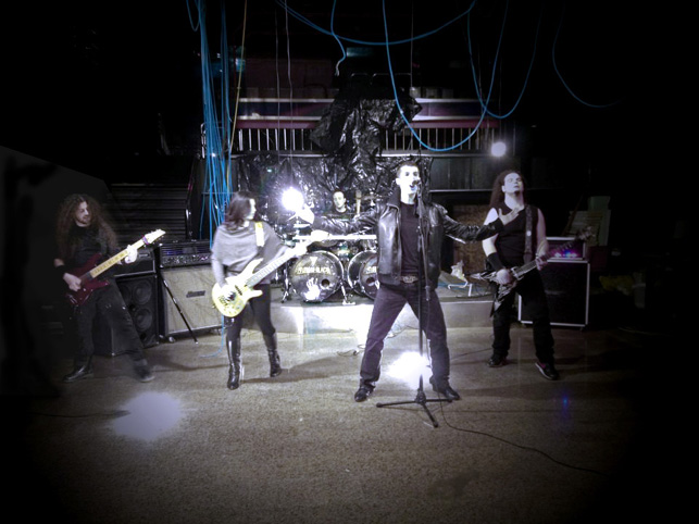 """BURN OF BLACK: esce il video """"Fears Driven to Insanity"""""""