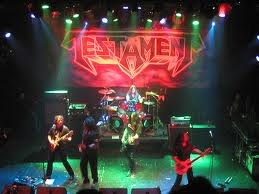 Testament Live @ New Age Club – Roncade