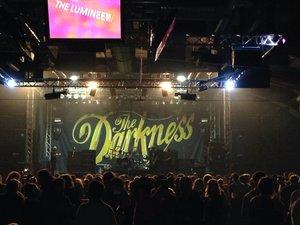 Live – The Darkness @ Estragon 3.11.2013