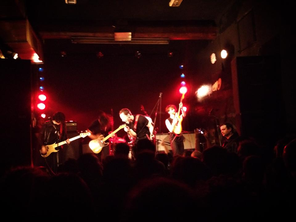 Live – Albert Hammond Jr. @ Covo Club Bologna
