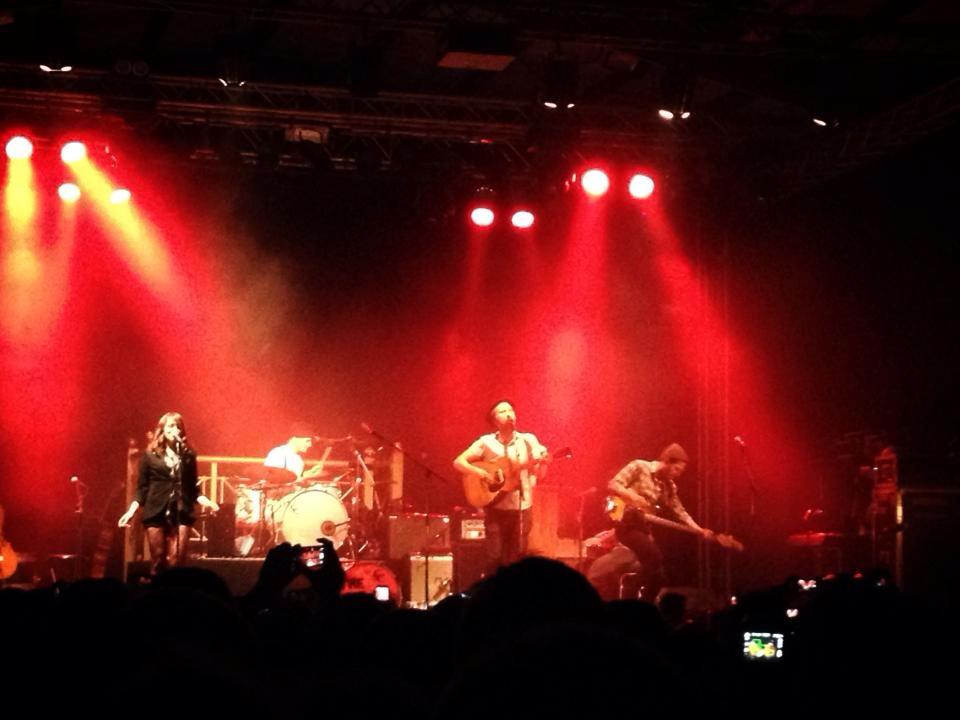 Live – The Lumineers @ Estragon Bologna