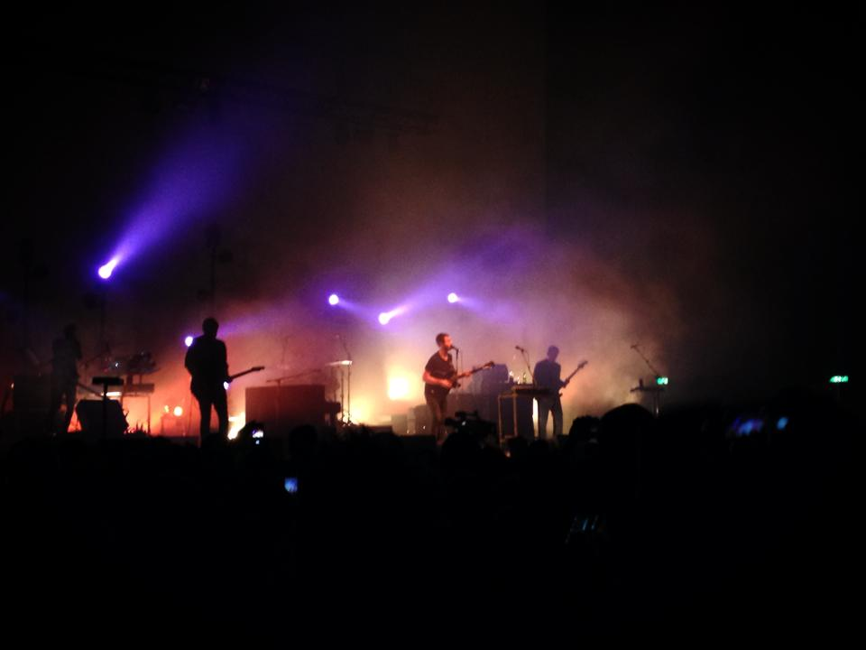 Live – Editors @ Unipol Arena Bologna