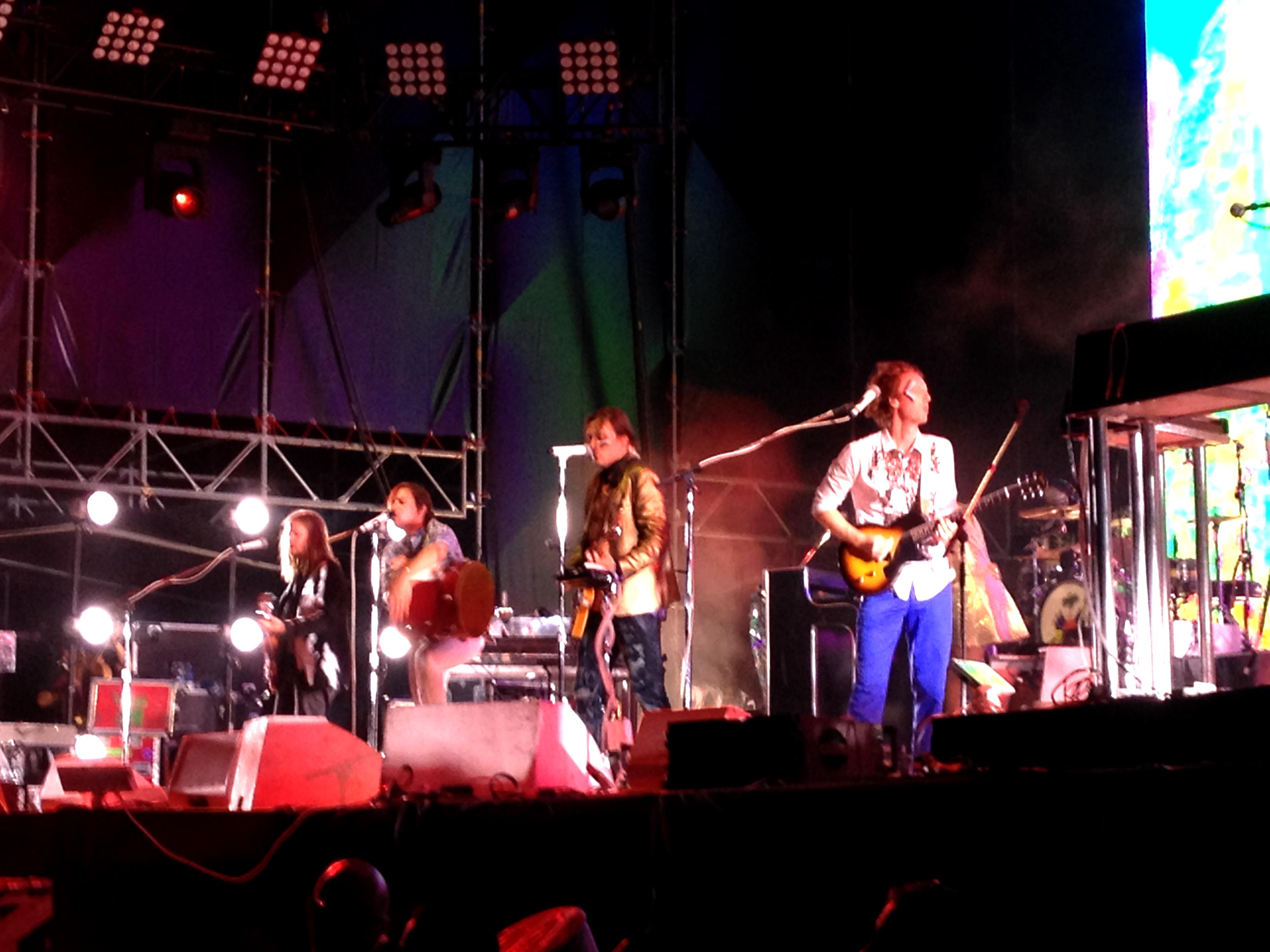 Live – Arcade Fire @ Castello Scaligero Villafranca di Verona