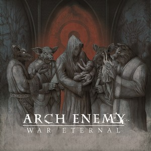 Recensione Arch Enemy – War Eternal