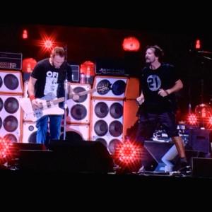 LIVE – Pearl Jam a Trieste European Tour 22.06.2014