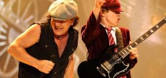 AC/DC nuovo disco con un addio