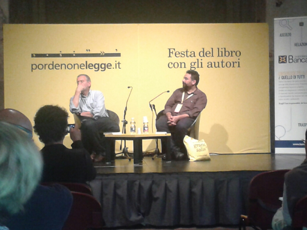 Pordenonelegge 2014 : Ugo Biggeri e Massimo Cirri – Valori e Soldi