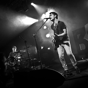 Bud Spencer Blues Explosion @ Naonian Concert Hall 19.12.2014