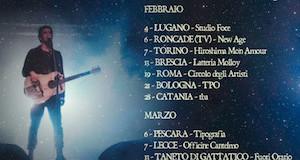 6 Febbraio – Luci della Centrale Elettrica @NewAgeClub di Roncade (TV)