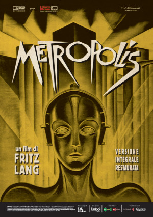 Metropolis di Fritz Lang torna in sala restaurato