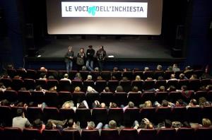 Le Voci Dell'Inchiesta: sospesa l'edizione 2015