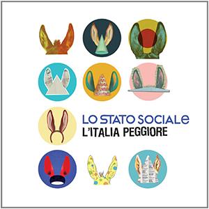 Lo Stato Sociale @ New Age Club 11/04/2015