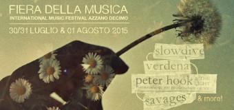 Fiera della Musica – 30 – 31 Luglio e 1 Agosto