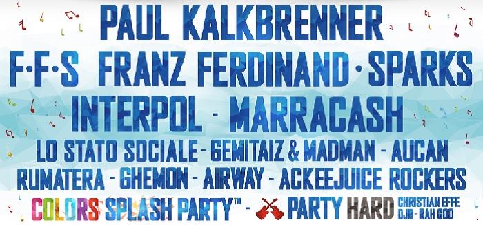 Home Festival : 3/4/5/6 Settembre – Treviso
