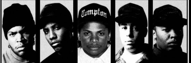 """Film """"Straight Outta Compton"""""""