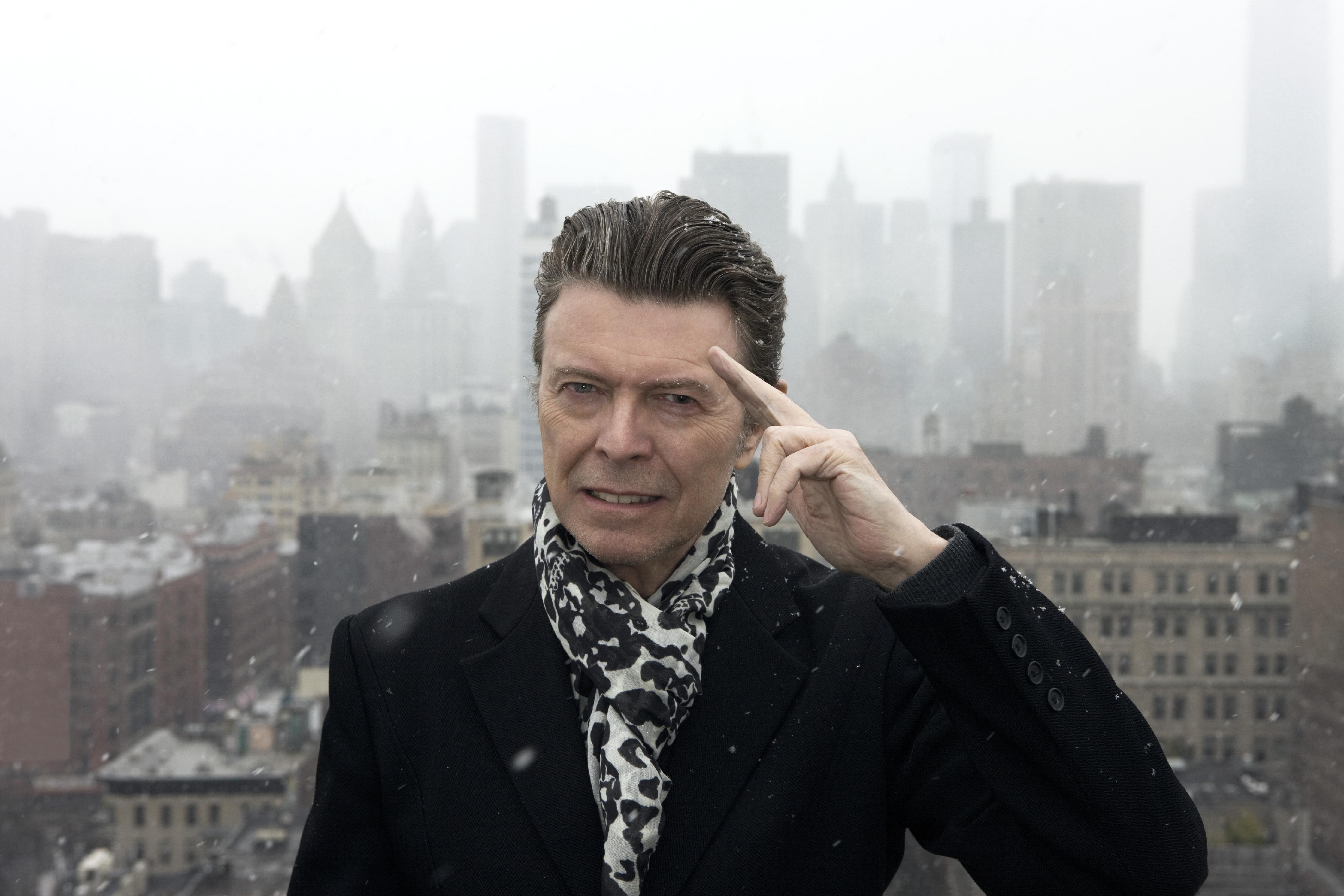 Per la prima volta David Bowie al N°1 negli USA