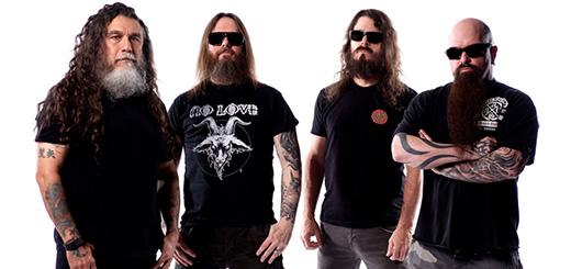 Slayer – 11 luglio @ Arena Alpe Adria