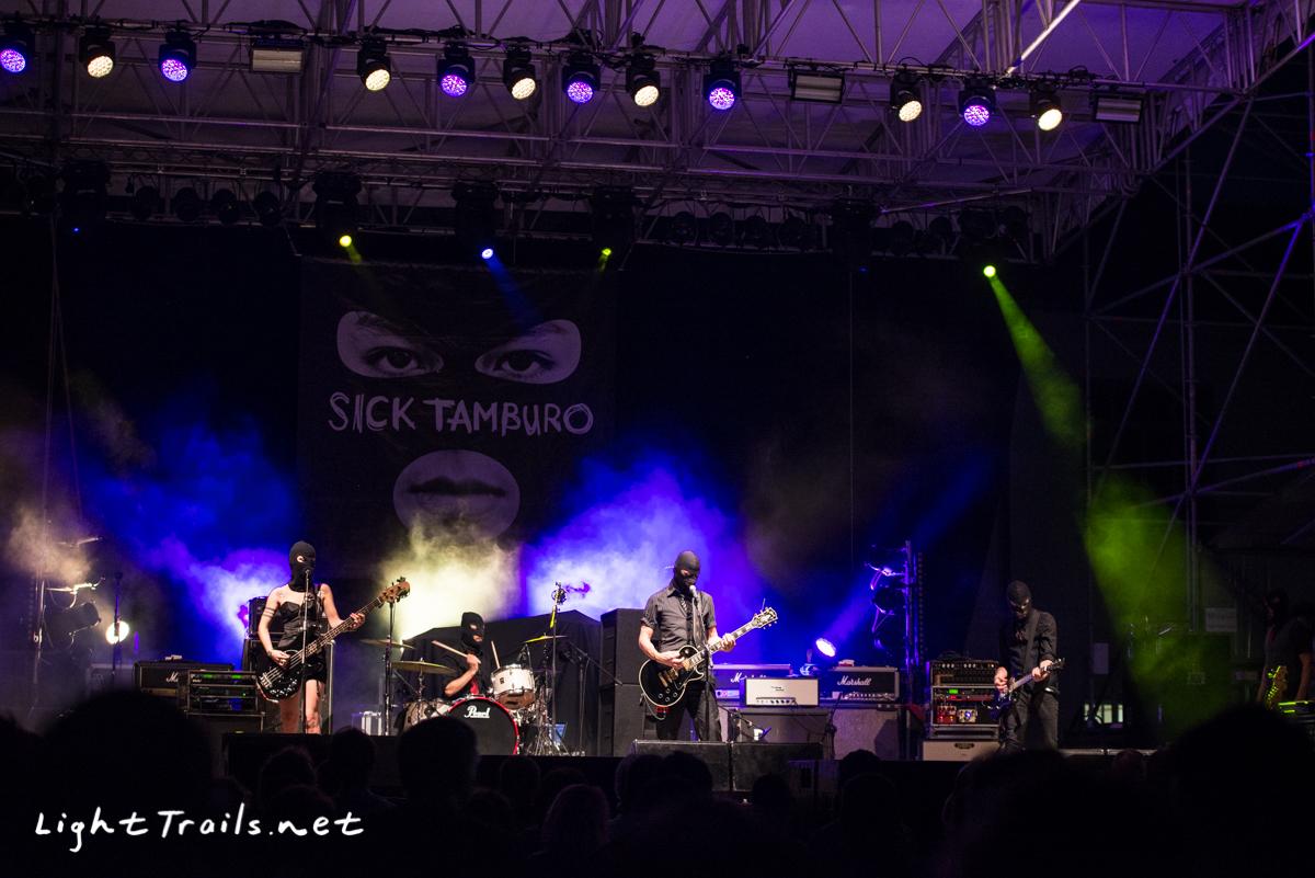 Sick Tamburo @ Fiera Della Musica