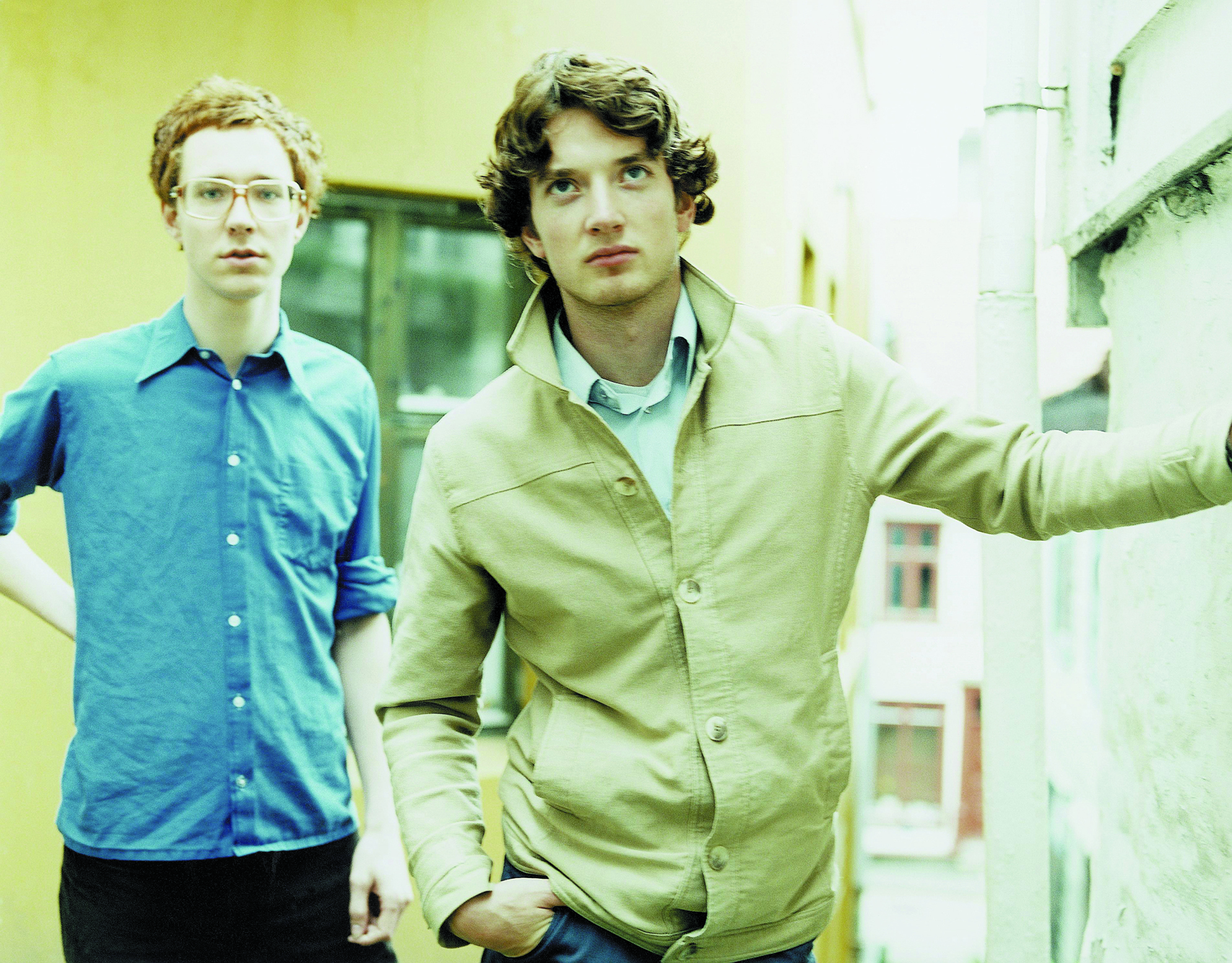 Kings of Convenience – 16 Luglio @ Sexto' nplugged