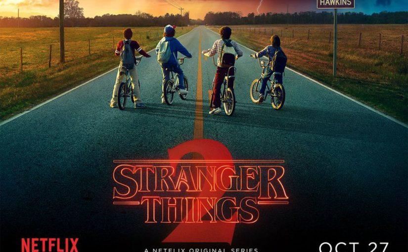 Stranger Things : è uscita la soundtrack della seconda stagione