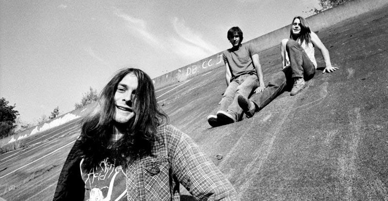 4 rarissimi demo tape dei Nirvana ascoltabili in rete