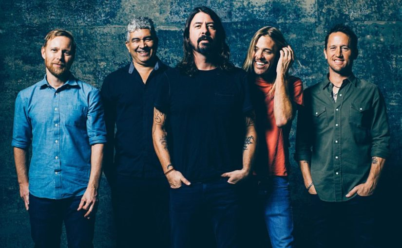 "Foo Fighters : ""Run"" vince il Grammy 2018"